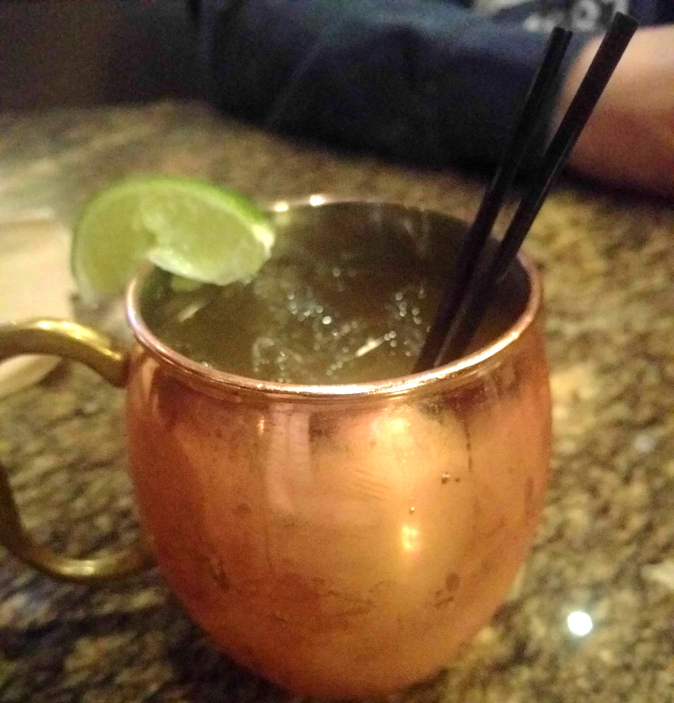 Irish Mule, BJs Brewhouse, Menifee, CA #irishfood #IrishMule #bjs #menifee #california