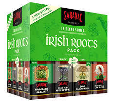 Saranac Irish Roots 12 Pack