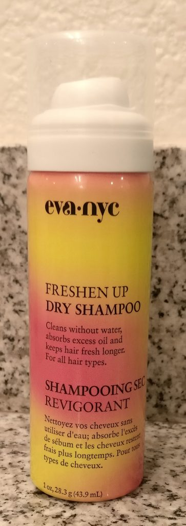 Eva NYC Freshen Up Dry Shampoo 1oz container