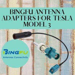 Bingfu Antenna Adapters for Tesla Model 3