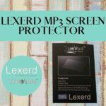 Lexerd MP3 Screen Protector