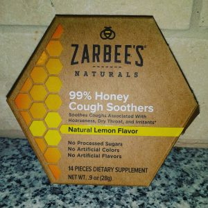 Read more about the article Zarbees Coughdrops 48¢  with ibotta