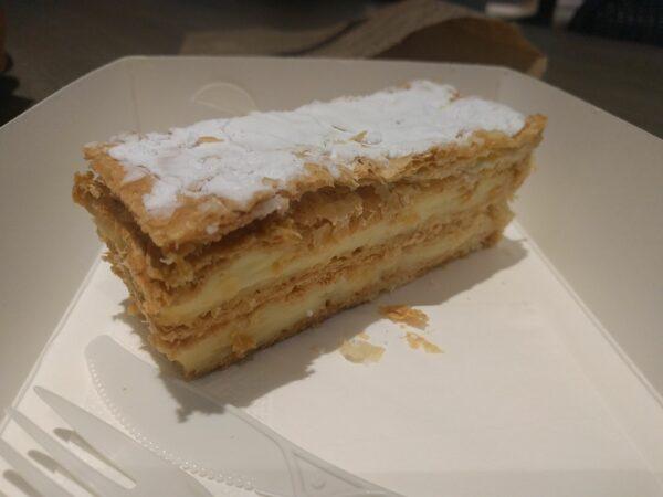 Vanilla Slice!