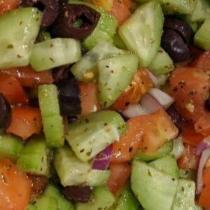 Read more about the article Greek Salad – Our Favorite