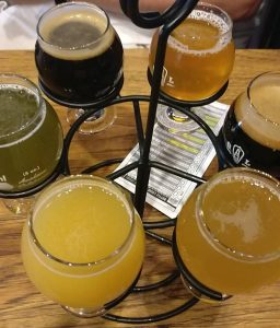 A Saturday Afternoon at Bottle Logic, Anaheim