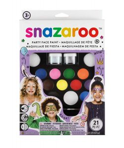 Read more about the article Snazaroo Face Paint Kit