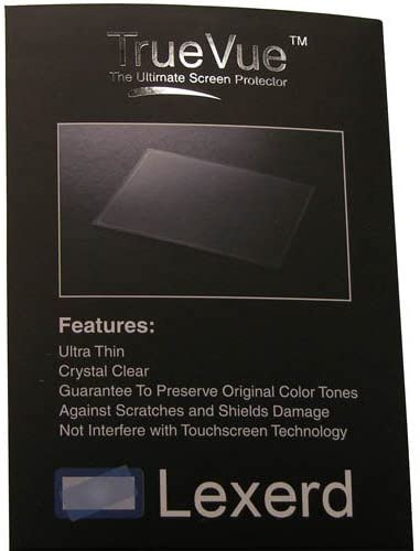 Lexerd MP3 Screen Protector Product Review