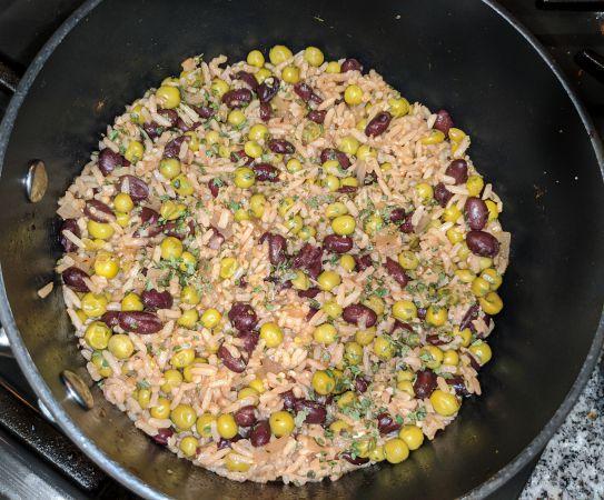 Cuban Inspired Rice
