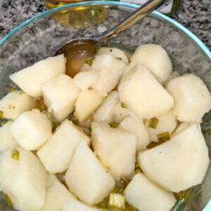 German Potato Salad – Kartoffelsalat