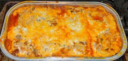 Ravioli Lasagna Bolognese from Costco