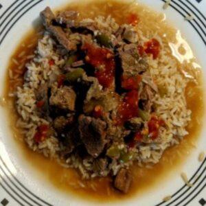 Read more about the article Crock Pot Pepper Steak