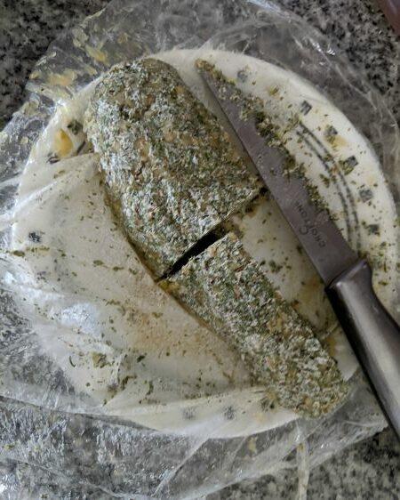 Frozen Herb Butter