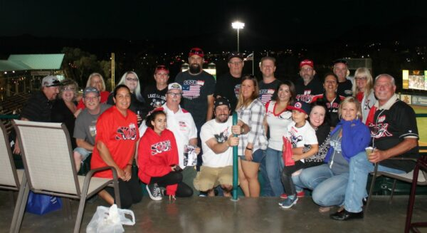 Lake Elsinore Storm Host Family Night in the Owner's Suite at the Diamond