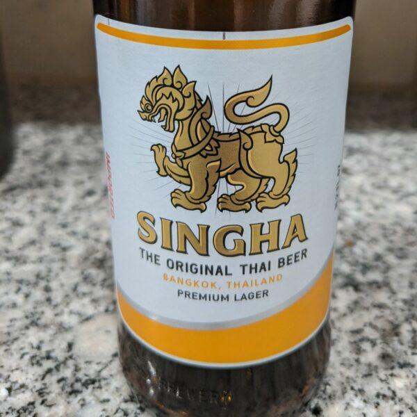Singha - Thai Beer
