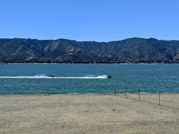 Whiskers Fishing Beach, Lake Elsinore, California