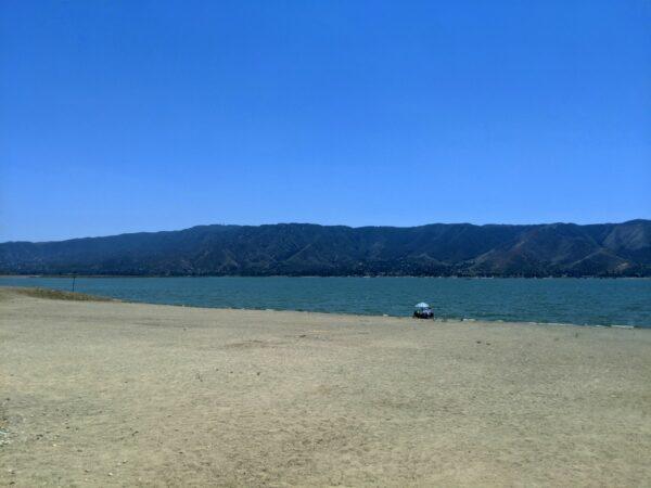 Elm Grove Beach, Lake Elsinore, California