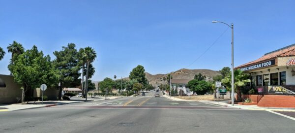 Main Street, Lake Elsinore, California
