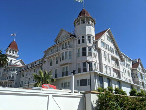 Hotel del Coronado Outside