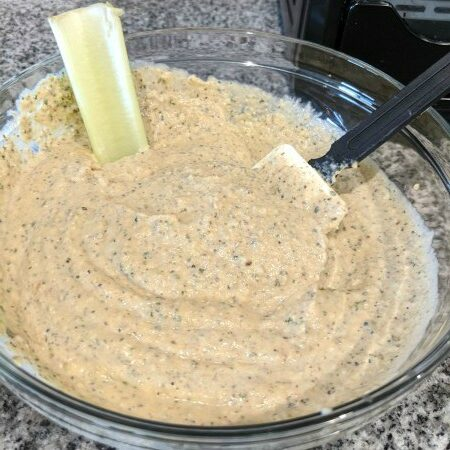 Creamy Jalapeno Hummus