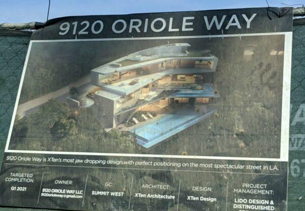 9120 Oriole Way - Bird Streets of LA
