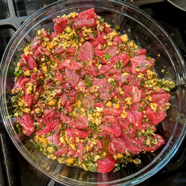 Steak Marinade – Thai Inspired