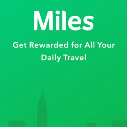 Miles App: Earn Discounts on the Go