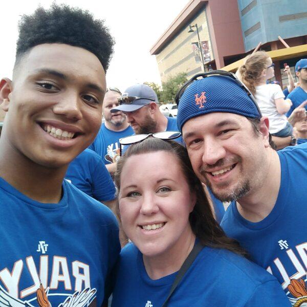6/16/2018 Mets at Diamondbacks with The 7 Line Army