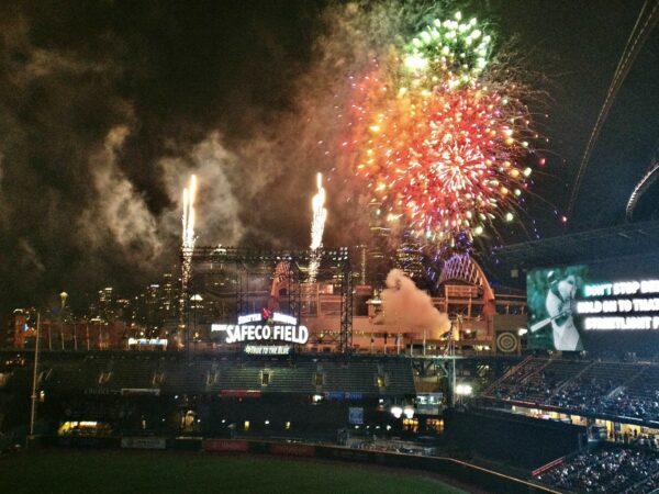 Mets at Mariners 7/28/2017