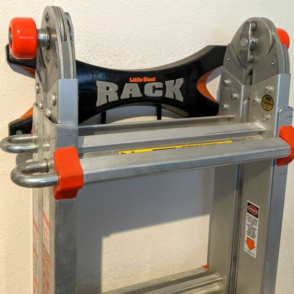 Little Giant 15005 Wall Rack