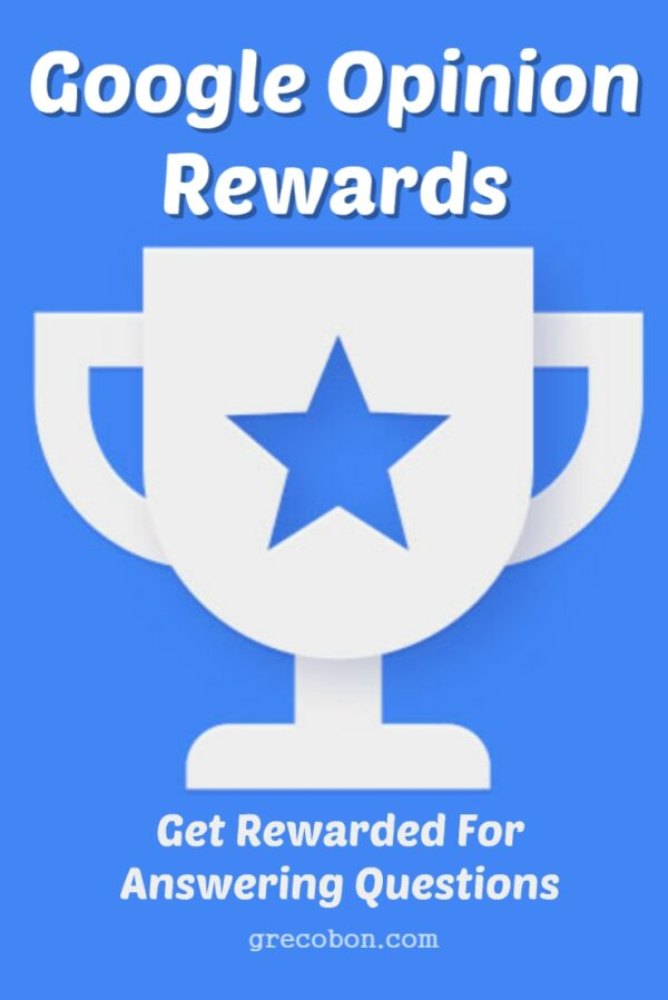 Google Opinion Rewards Pin Image