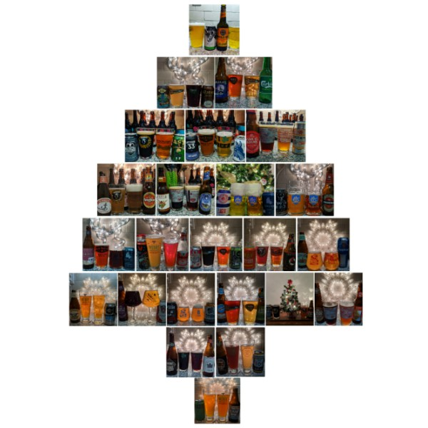 Beer Advent Calendar – Create Your Own