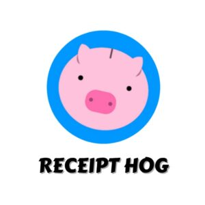 Receipt Hog: Scan and Earn!