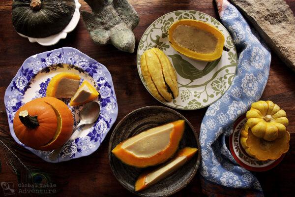 Sankaya - Thai Pumpkin Custard