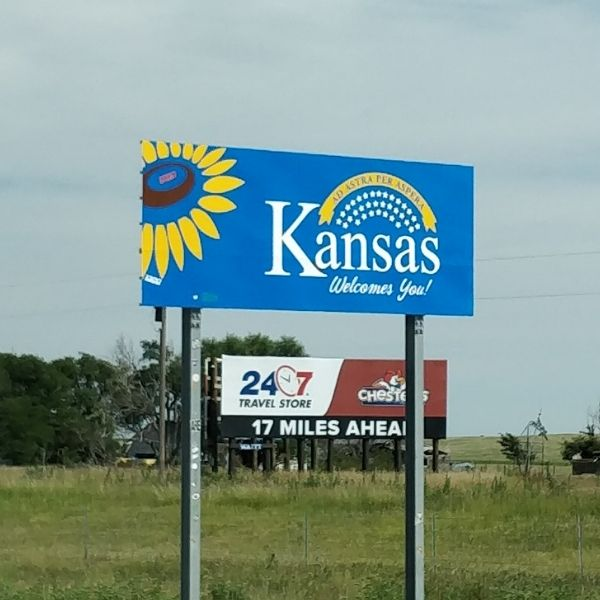 Colorado to Kansas: Road Trip