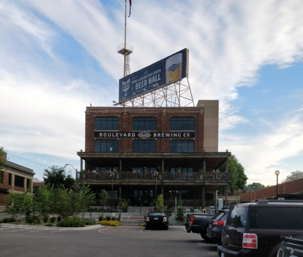Boulevard Brewing Company- Kansas City, Missouri