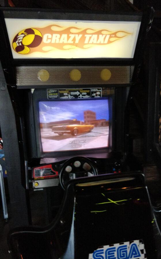 Arcade Game at Up Down Kansas City