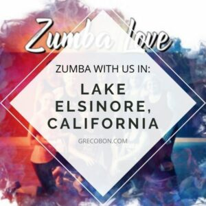 Zumba with us in Lake Elsinore!