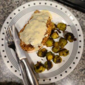 Chicken Cordon Bleu – Simple, yet Savory