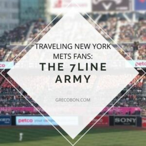 The 7 Line Army: Traveling New York Mets Fans
