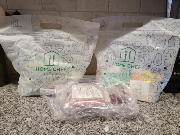 Home Chef Delivery 3.31.2021