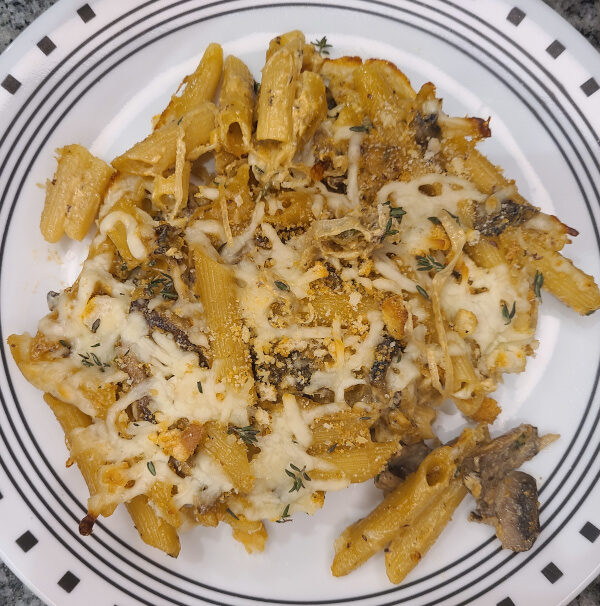 Home Chef: Baked French Onion Penne