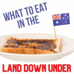 What to Eat in the Land Down Under