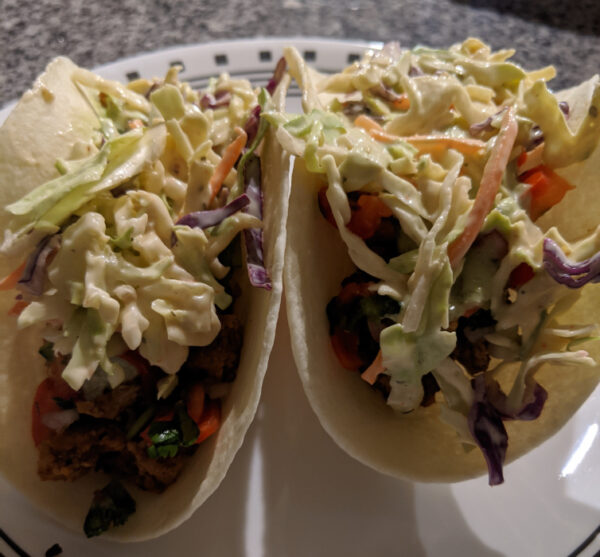 Smoked Pork Tacos from Home Chef