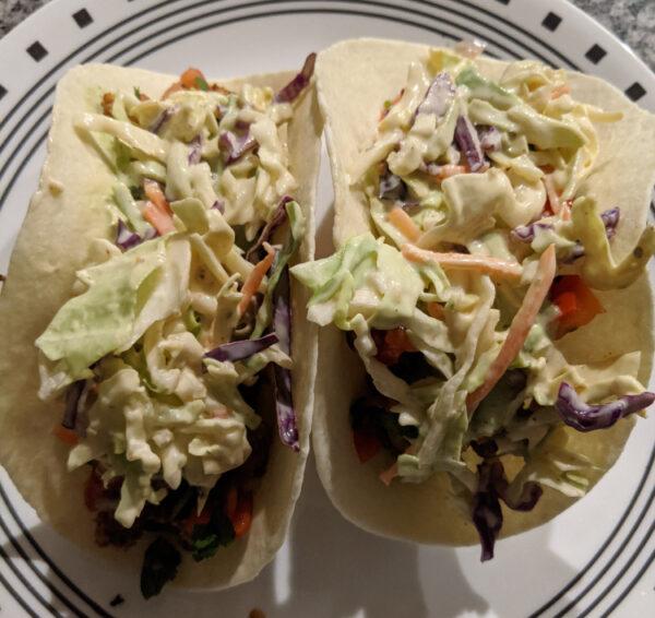 Smoky Pork Tacos from Home Chef