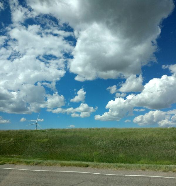Outside of Kanorado, Kansas