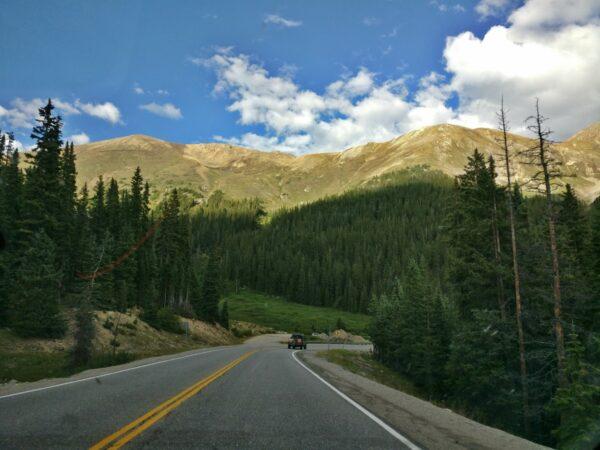 Loveland Pass, COlorado