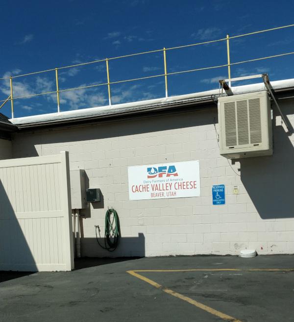 DFA Cache Valley Cheese Beaver Utah