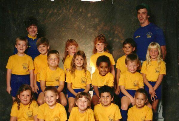 Lora's Mom as a Soccer Coach