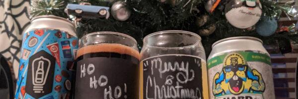 Christmas Drinks for our DIY Advent Calendar