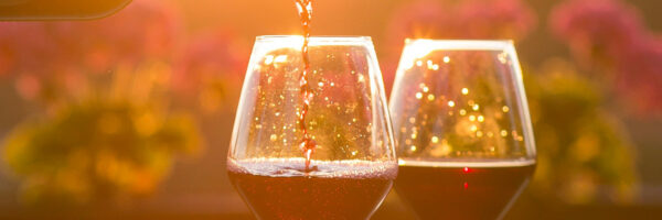 Wine in Glasses from Unsplash